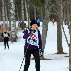 Skiing 30 km - Christina Nugoz (5165)