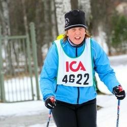 Skiing 30 km - Alexandra Brengdahl (4622)