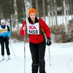 Skiing 30 km - Åsa Tryselius (4458)