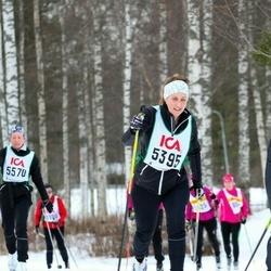 Skiing 30 km - Elin Ersson (5395)