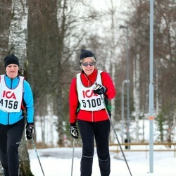 Skiing 30 km - Barbro Carbonnier (5100)