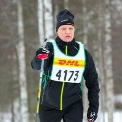 Skiing 30 km - Åsa Hylten (4173)
