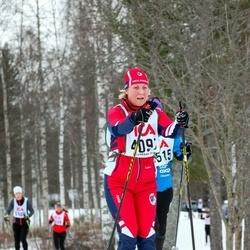 Skiing 30 km - Catrin Norrström (4097)