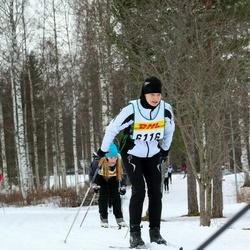 Skiing 30 km - Carina Gustavsson (6116)