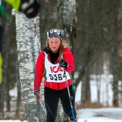 Skiing 30 km - Elsa Kayser (5364)