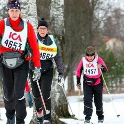 Skiing 30 km - Elisabeth Olofsdotter (4661)
