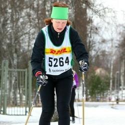 Skiing 30 km - Carina Regnander (5264)