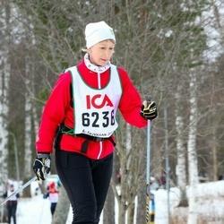 Skiing 30 km - Erika Hallberg (6236)