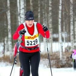 Skiing 30 km - Eva Petersson (5228)