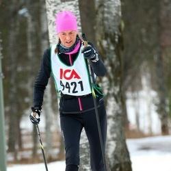 Skiing 30 km - Cecilia Sundberg (4421)