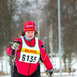 Skiing 30 km - Nancy Persson (6135)