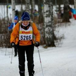 Skiing 30 km - Barbro Jonsson (5265)