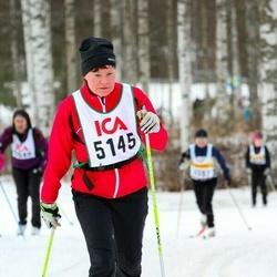 Skiing 30 km - Anita Franzon (5145)