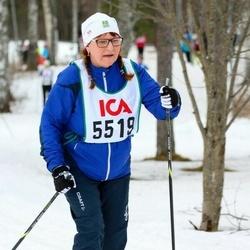 Skiing 30 km - Eila Reinikainen (5519)