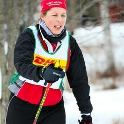 Skiing 30 km - Jennie Olofsson (5617)