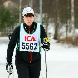 Skiing 30 km - Louise Ekeblad (5562)