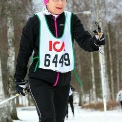 Skiing 30 km - Lena Andersson (6449)