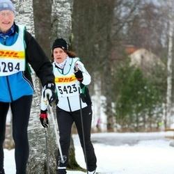Skiing 30 km - Anne Hansson (5423)