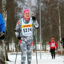 Skiing 30 km - Mirjam Larsson (5274)