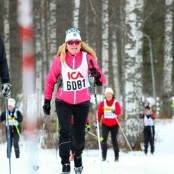 Skiing 30 km - Annelie Lennberg (6081)