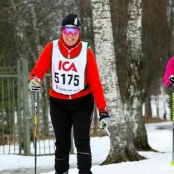 Skiing 30 km - Eva Dahlsköld (5175)
