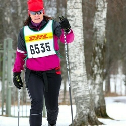Skiing 30 km - Maria Graffman (6535)