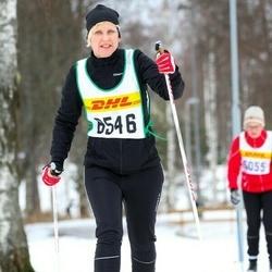 Skiing 30 km - Åsa Bergman (6546)