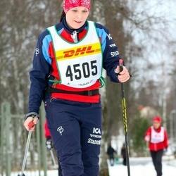 Skiing 30 km - Elin Hennebo (4505)