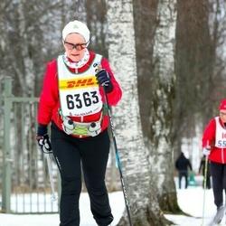 Skiing 30 km - Kerstin Holm (6363)