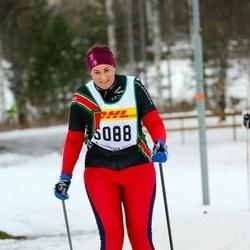 Skiing 30 km - Maria Fahlcrantz (5088)