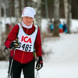 Skiing 30 km - Maria Ström (6485)