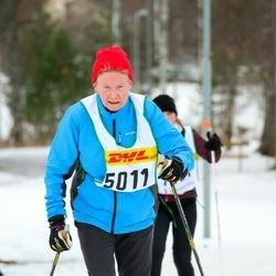 Skiing 30 km - Margareta Karlsson (5011)