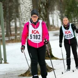 Skiing 30 km - Tina Hägglund (5182)