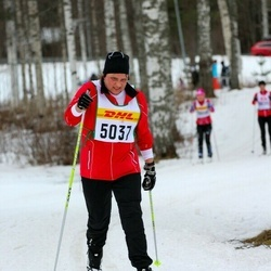 Skiing 30 km - Carina Andersson (5037)