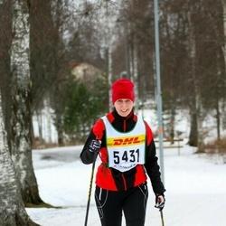 Skiing 30 km - Christina Tjus (5431)