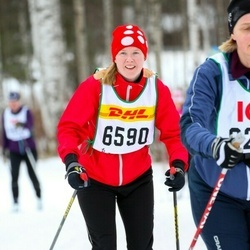 Skiing 30 km - Janicke Skenarbrink Finnberg (6590)