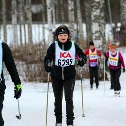 Skiing 30 km - Elisabeth Månsson (6295)