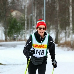 Skiing 30 km - Christina Jönsson Rydman (4148)