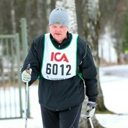 Skiing 30 km - Eva Lind (6012)