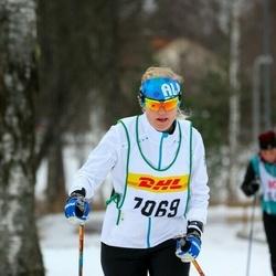 Skiing 30 km - Charlotte Wallin (7069)