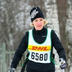 Skiing 30 km - Agneta Danielsson (6580)