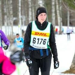 Skiing 30 km - Jenny Blomqvist (6176)
