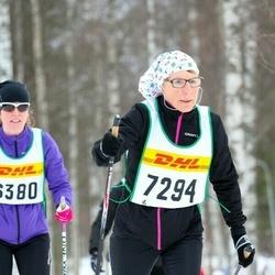 Skiing 30 km - Christina Nilsson (7294)