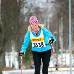Skiing 30 km - Eva Gerenmark (6338)