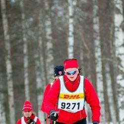 Skiing 30 km - Hilde Kveli (9271)