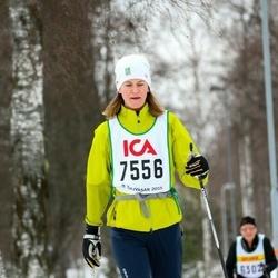 Skiing 30 km - Camilla Settergren (7556)