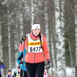 Skiing 30 km - Carolina Johansson (9477)