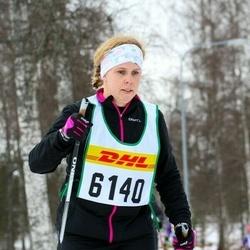 Skiing 30 km - Carina Alander (6140)