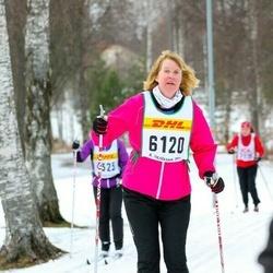 Skiing 30 km - Catharina Jacobsson (6120)