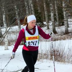 Skiing 30 km - Malin Ericsson (9212)